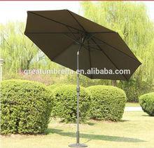 outdoor Solar LED Light patio umbrella