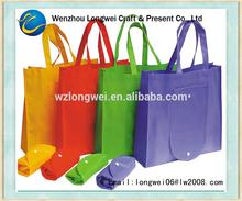 custom foldable non woven shopping bag/shopping bags wholesale
