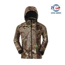 2012 Men's stylish waterproof camo hunting jacket