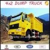 4x2 290hp tipper truck 10 ton dump truck tipper van