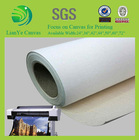 24'' ECO-solvent Polyester Inkjet Canvas for advertisement