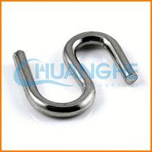 China supplier metal hook and loop closure