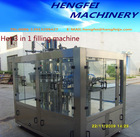 automatic PET bottle fruit juice processing and complete line