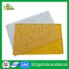 100% raw GE SABIC anti-fog embossed sheet of tin