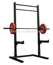Cross training power rack Heavy duty half cage