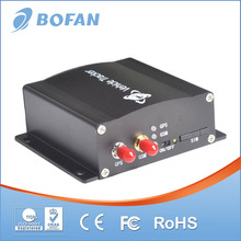 PT600X smart GPS Vehicle Tracker with RFID reader, multi port , camera , voice monitoring apply to fire truck