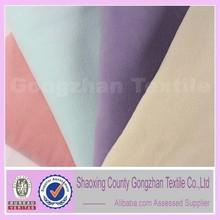 good quality micro polar fleece dyed polyester blanket fabric