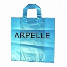 DDL Named Plastic Bag Design/Promotion Ldpe Plastic Bag