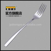 European style stainless steel Long handle dinner fork/dinner fork