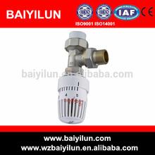 20mm brass hydro control valve for heating radiator