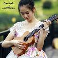Comédies musicales instruments ukulélé chine fabricant, ukulélé électrique