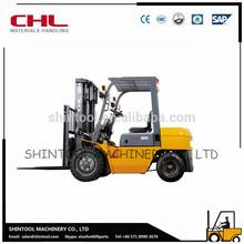 Forklift truck 3.5 ton CP ( Q ) y35, Cp ( Q ) YD35 gasolina / LPG confiável montado Forklift truck