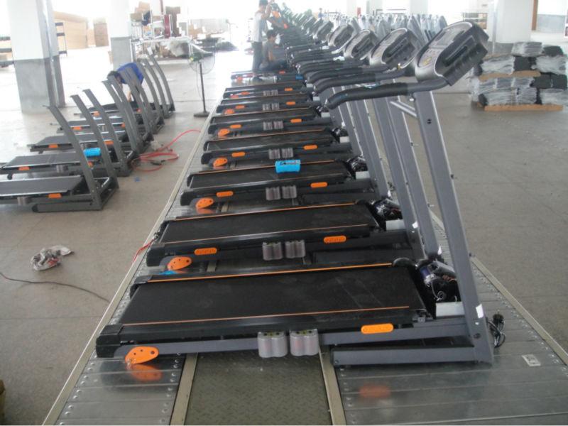treadmill beginners on the