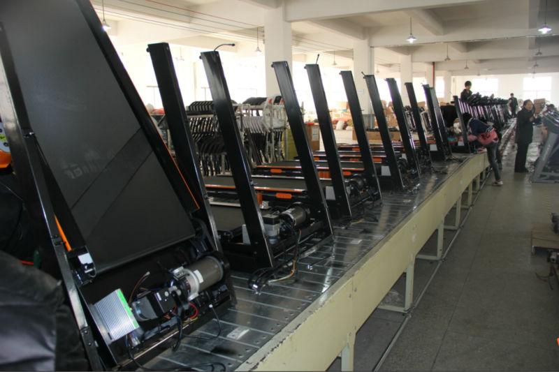 xt385 treadmill spirit
