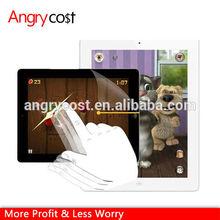 Anti-fingerprint hot used transparant laptop matte screen protector for iPad 2/3/4