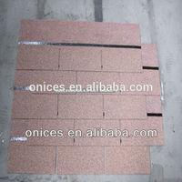 Autumn Brown asphalt roof tile
