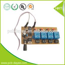 low coat led pcb components
