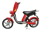 motor brushless electric hub motor EEC certificated LT750 scooter digital red color
