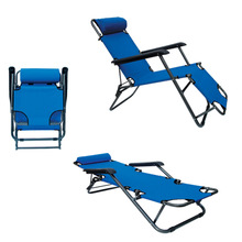 folding reclining garden chair