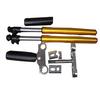 gold color 735mm motorcycle parts pit bike fork