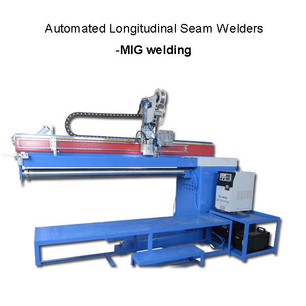 automatic mig welding machine