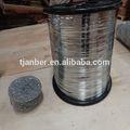 Alambre acero inoxidable y de alambre galvanizado por 0.13mm, 0.22mm