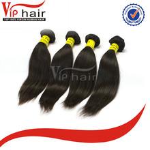New Fashion 100 Human Natural Silky Straight Wave Peruvian Virgin Hair