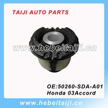 second hand car parts suspension bushing for honda 50260-SDA-A01