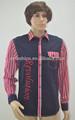 novo modelo de camisas meninos 2014 de guangdong fabricante