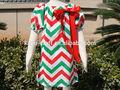 Popular criança vestidos de natal