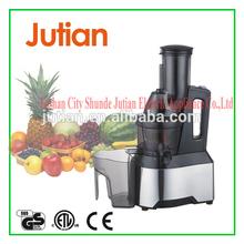 JT-2014 whole fruit slow juicer apple juicer extracting vegetable