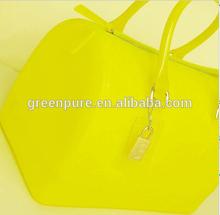 colorful translucent PEVA film for cosmetic bag