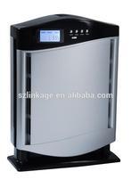 Negative ion fresh air bed room air purifier