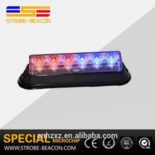 Multi color flashing emergency vehicle LED warning light