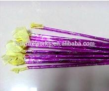 novelty toys fireworks for children christmas party morning glories indoor handle sparkler fireworks