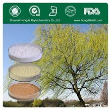 Organic White Willow Bark Extract Powder Salicin