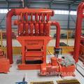 los tipos de aceite de los bits de perforación de pozos de agua de perforación rig piezas de equipo desilter
