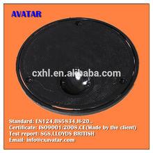 SMC Round reinforced plastic composite manhole cover