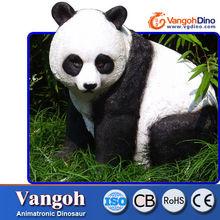 VGDW67-jungle theme park decoration life-like animal