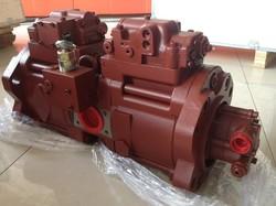 Low price Hyundai R290LC-3 main pump kawasaki K3V140DT pump