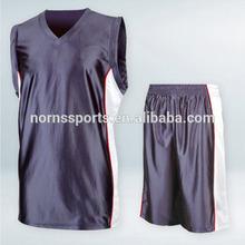 2014 Latest Hot Sale Full Custom Basketball Uniform Design