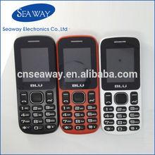 2015 Very popular high quality 2.0 inch used mobile phone blu samba