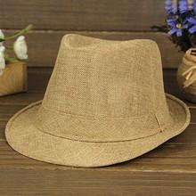 High Quality Paper Straw Fedora Paper Straw Hat