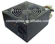 600W 24 pin ATX Power Supply w SATA PCIe & Dual 12V Rails Black
