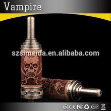 New arrival unique wooden design electronic cigarette e-fire la2 atomizer e fire vaporizer pen