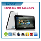 10 inch Allwinner A23 Android 4.2 Dual Core Dual Camera Android capacitive stouch Tablet pc ,1024x600 ,with WIFI