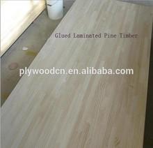 rubberwood finger joint board /pine finger joint board