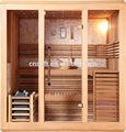 2014 neue ayous massivholz sauna