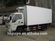 factory sale CHINA 2 ton freezer refrigerated truck