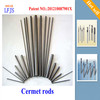 (used for making ball end mill,CNC cutting tools,drill bits.etc)Tool parts cermet rods&bars